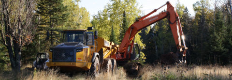Superior Construction Company of Duluth – Quality excavation
